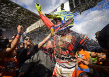 VIDEO MXGP 2017. Gli highlight del GP d'Olanda