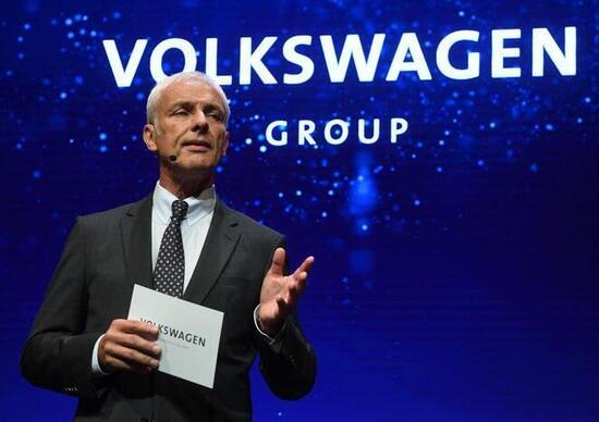 Salone di Francoforte 2017, VW, Müller: «Più trasparenza nel comunicare le emissioni»