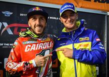 Tony Cairoli… visto dal paddock