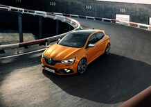 Renault Megane RS, debutto al Salone di Francoforte 2017 [video]