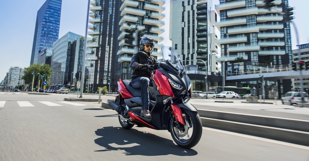Nuovo Yamaha X-MAX 125 2018