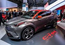 Toyota al Salone di Francoforte 2017