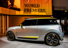 Mini Electric Concept, il futuro green a Francoforte