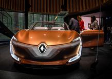 Renault Symbioz, nuovo concept al Salone di Francoforte 2017