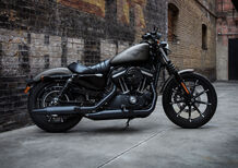 Harley-Davidson 883 Iron (2018)