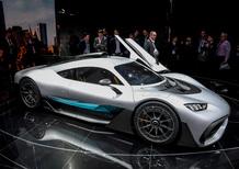 Mercedes-AMG Project One, la F1 stradale al Salone di Francoforte 2017