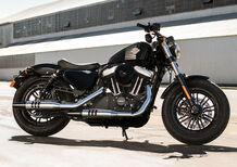 Harley-Davidson Forty-Eight 1200 (2018)