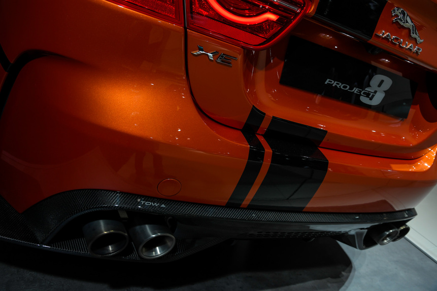 Jaguar al Salone di Francoforte 2017 (4)