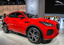 Jaguar al Salone di Francoforte 2017
