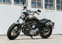 Harley-Davidson Sportster 1200 Custom (2018)