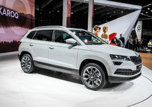 Skoda al Salone di Francoforte 2017 [Video]