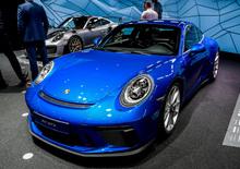 Porsche 911 GT3, il pacchetto Touring debutta al Salone di Francoforte 2017 [Video]