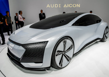 Audi al Salone di Francoforte 2017 [Video]