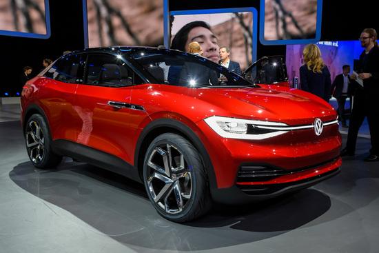 VW a fondo sulle concept elettrizzate della serie ID