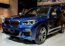 BMW X3, la terza generazione al Salone di Francoforte 2017 [Video]