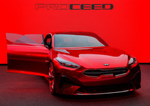 Kia Proceed, il Concept al Salone di Francoforte 2017 [Video]
