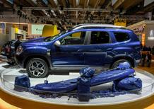 Nuova Dacia Duster al Salone di Francoforte 2017 [video]