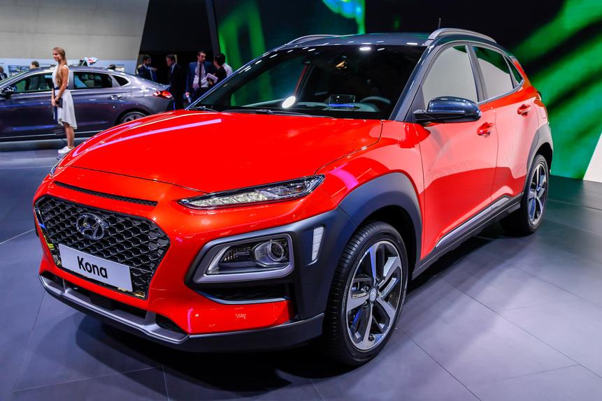 Hyundai al Salone di Francoforte 2017