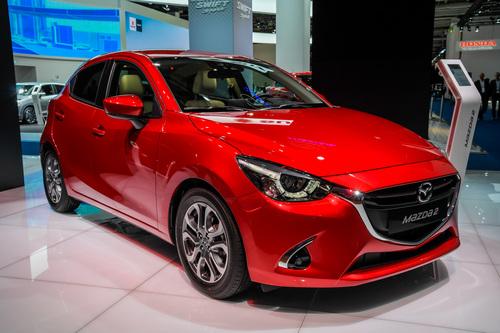 Mazda al Salone di Francoforte 2017