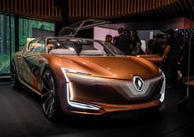 Renault Symbioz Concept al Salone di Francoforte 2017
