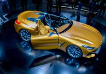BMW Concept Z4 al Salone di Francoforte 2017 [Video]