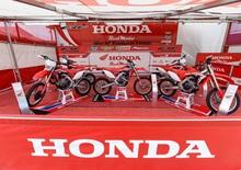 RedMoto: gamma Honda Enduro 2018