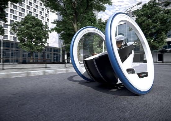 Hankook Tire presenta i pneumatici di concezione futuristica