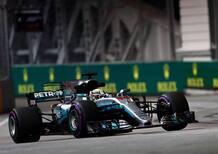 F1, GP Singapore 2017: vince Hamilton