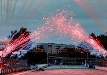 Mondiale Rallycross Lettonia. Kristoffersson (VW), 6 Campione del Mondo!