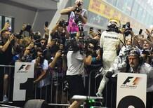 F1, GP Singapore 2017: le pagelle