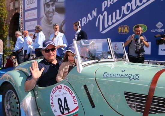 Gran Premio Nuvolari: vincono Vesco e Guerini, special team Eberhard