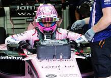 F1, Ocon confermato in Force India per la stagione 2018