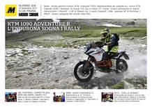 Magazine n° 304, scarica e leggi il meglio di Moto.it