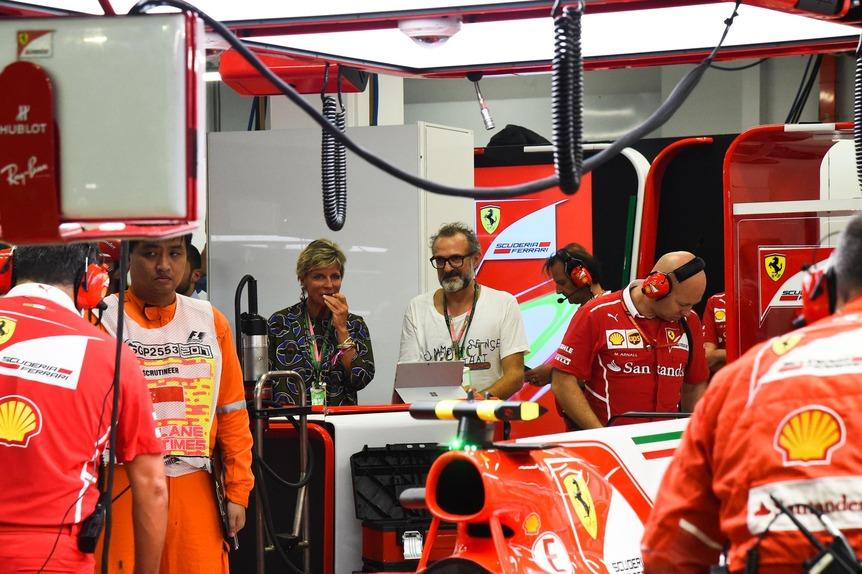 F1, GP Singapore 2017: le foto più belle (2)