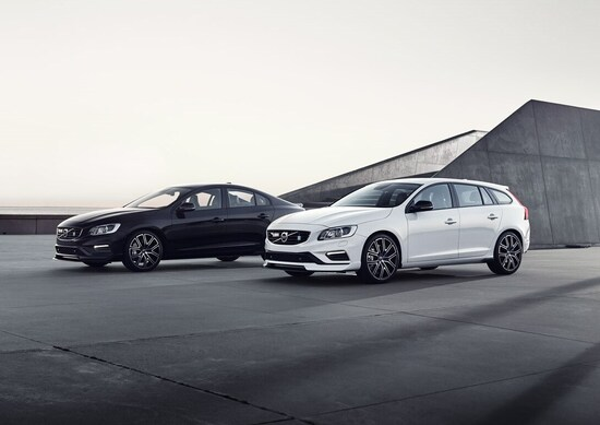 "Volvo S60 e V60 Polestar, le scandinave dall'anima ""racing"""