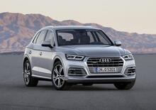 Audi Q5, arriva il V6 3.0 TDI da 286 CV