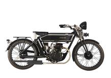 The Black Duglas Motorcycles Co. Countryman Deluxe 125