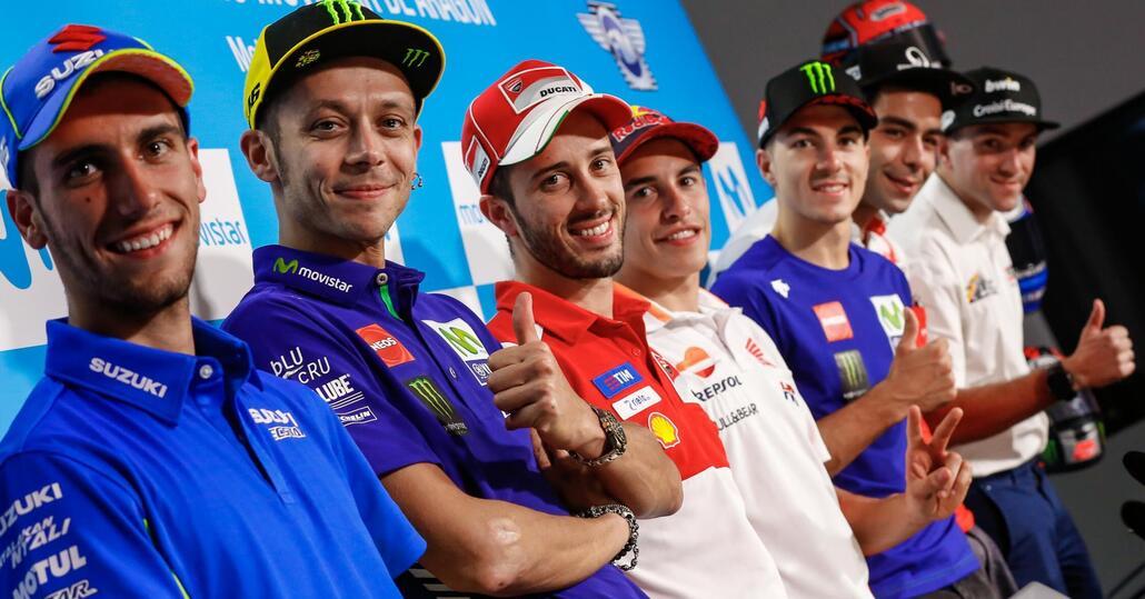 Motogp, Gp Aragon: Doppietta Honda, Rossi 5° da spettacolo