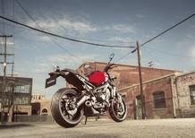 Yamaha XSR 700 e XSR 900 2018: nuove colorazioni