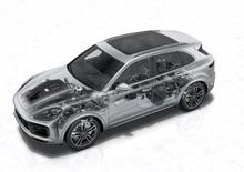 Porsche Cayenne, 3^ generazione: tanta tecnologia nuova sotto il vestito, Parte 1 - Elettronica