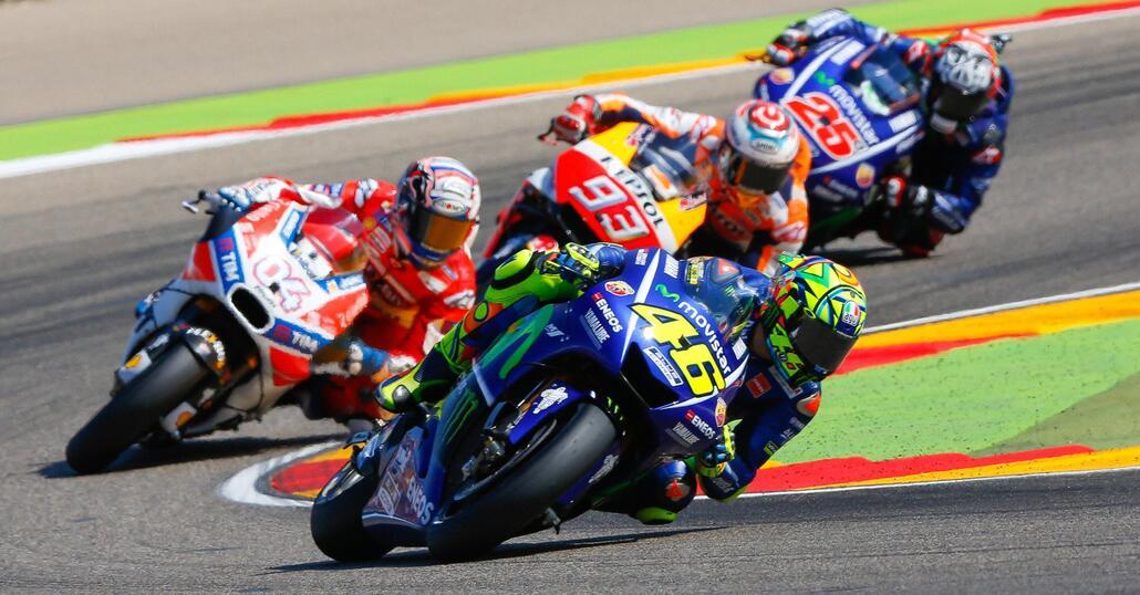 MotoGP 2017. Rossi: Orgoglioso di quello che ho fatto