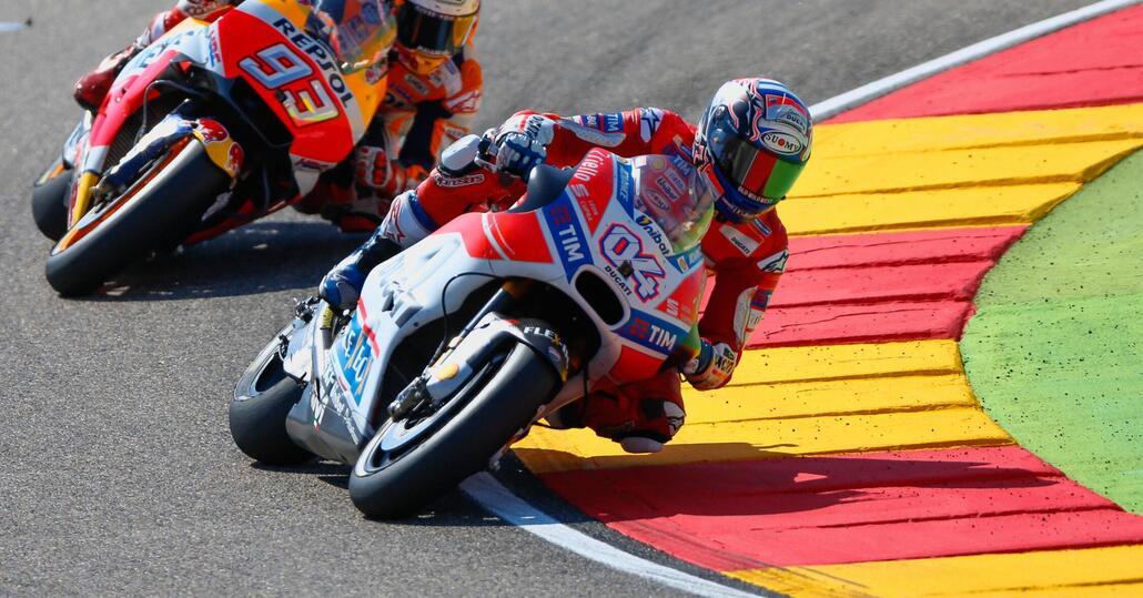 MotoGP 2017. Dovizioso: Abbiamo pagato il venerdì con l'acqua