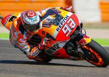 MotoGP 2017. Márquez: Ero in difficoltà, ma ho pensato di vincere