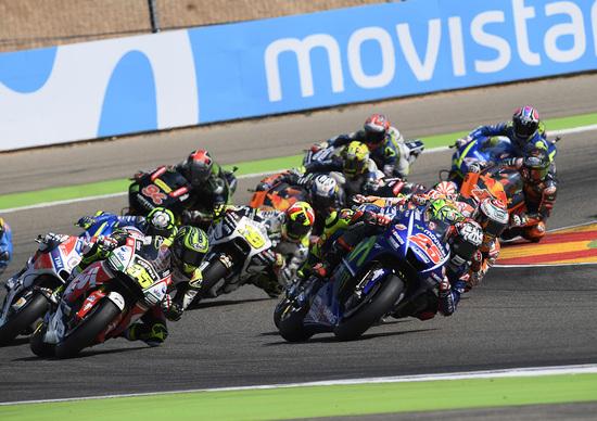 MotoGP 2017. Le pagelle del GP di Aragón