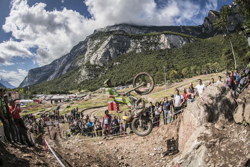Campionato Mondiale Trial. Ultima tappa 2017 a Pietramurata (2)