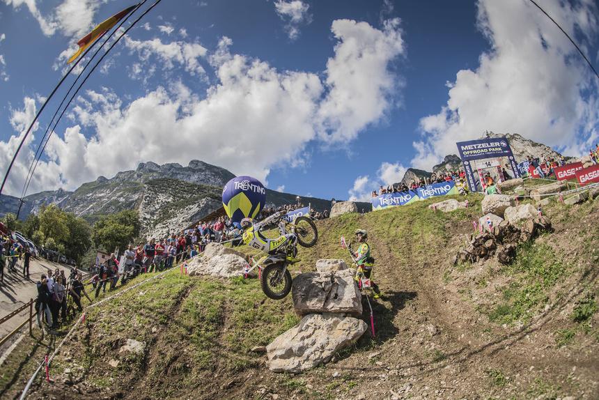 Campionato Mondiale Trial. Ultima tappa 2017 a Pietramurata (3)