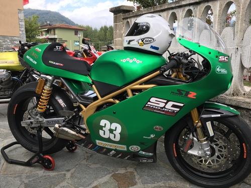 La Paton S1R in versione gara di Stefano Bonetti