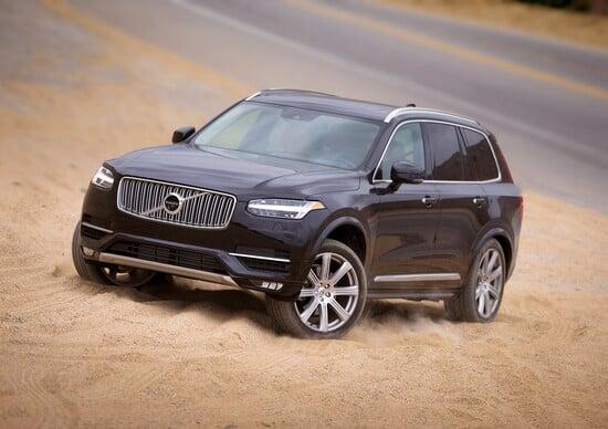 Volvo, il prossimo XC90 sarà Made in USA