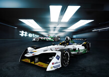 Formula E, Audi presenta la e-tron FE04