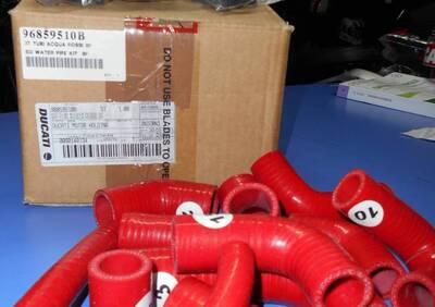 kit tubi acqua rossi SF Ducati - Annuncio 6916475